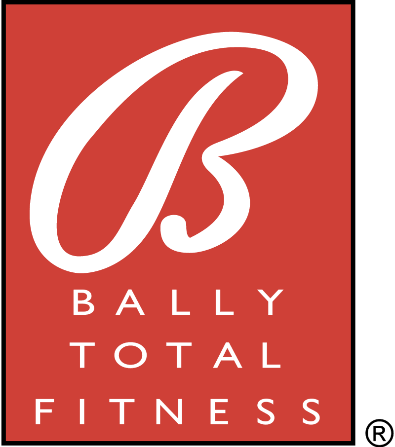 BALLY TOTAL FITNESS 1 vector logo