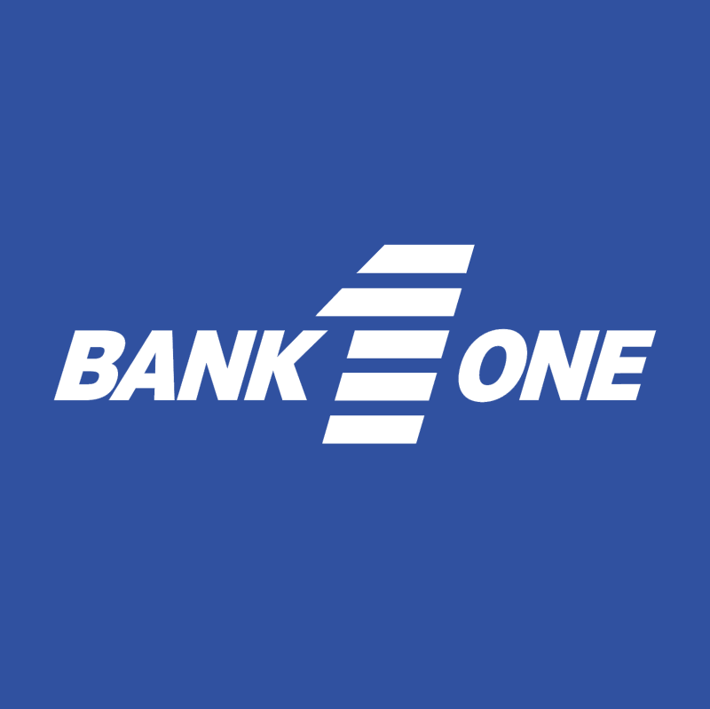 Bank One 23900 vector