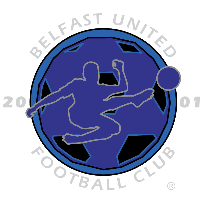Belfast United Football Club vector