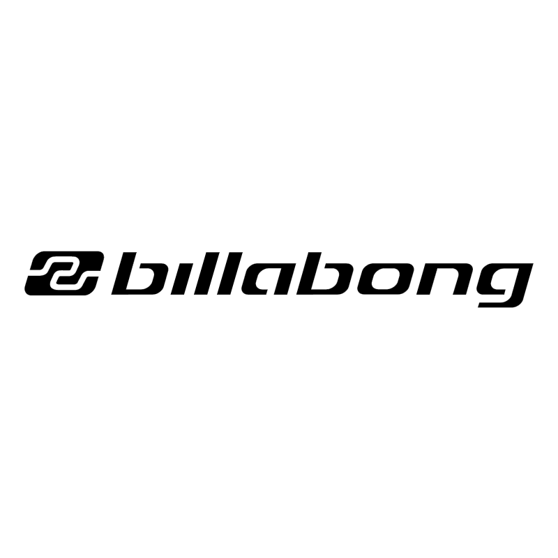 Billabong vector logo