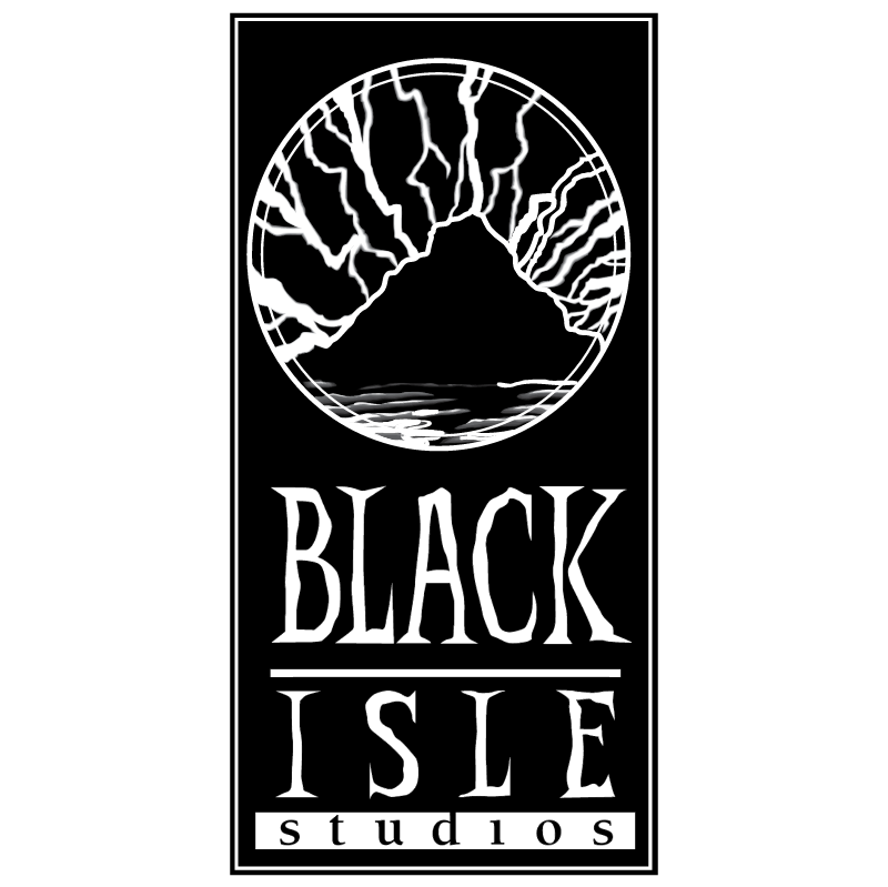 Black Isle Records vector