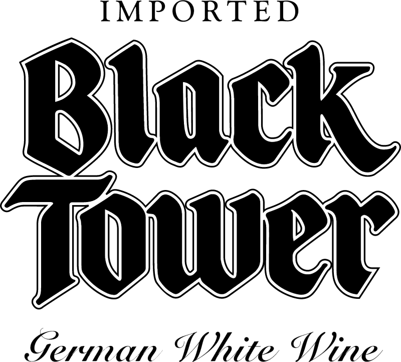 Black Tower vector
