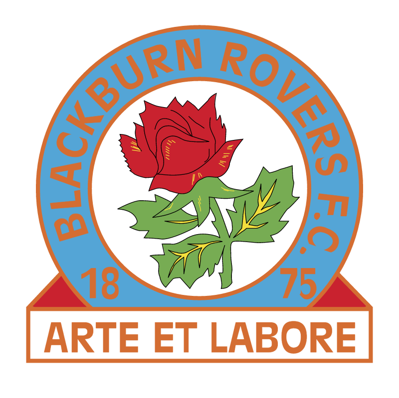 Blackburn Rovers FC 45511 vector logo