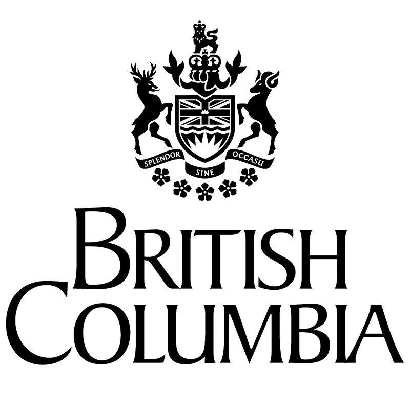 British Columbia vector
