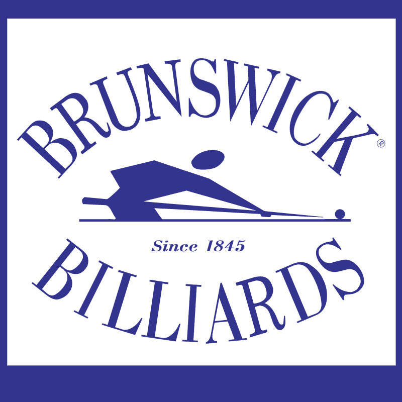 Brunswick Billiards logo logo