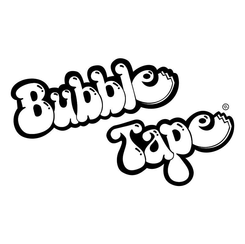 Bubble Tape vector logo