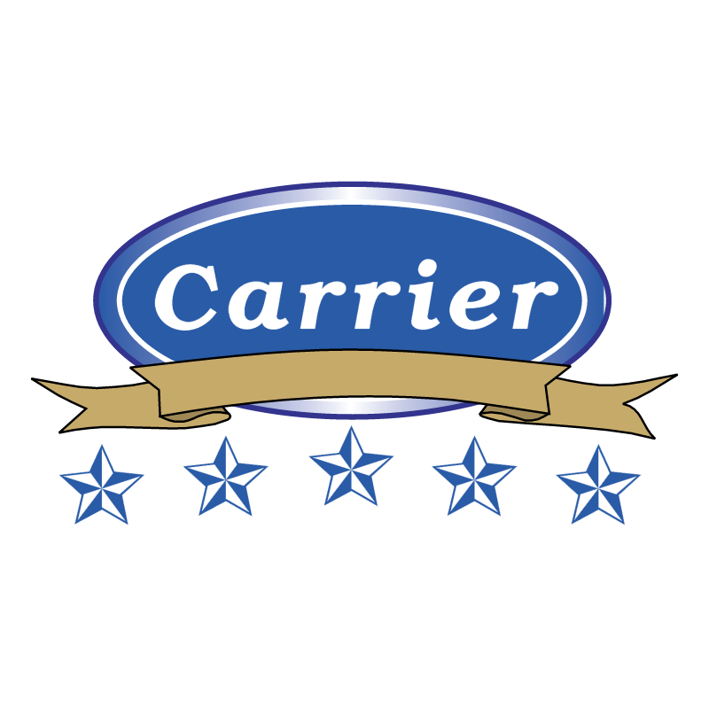 Carrier vector logo