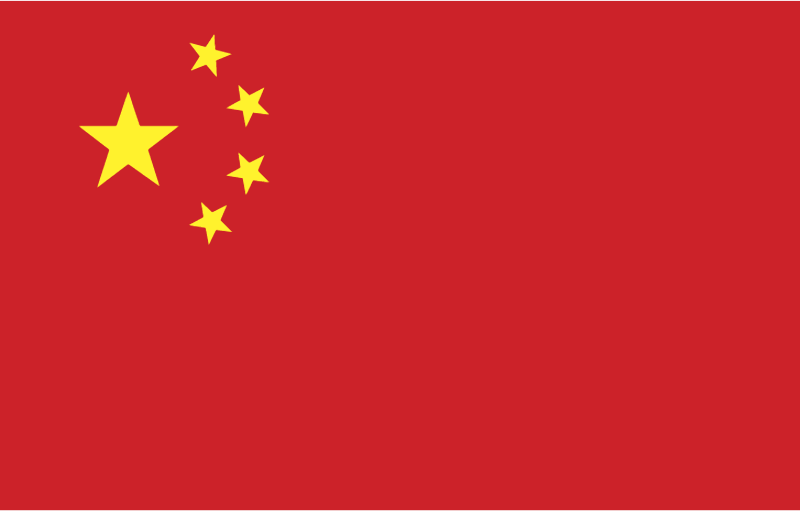 China vector logo