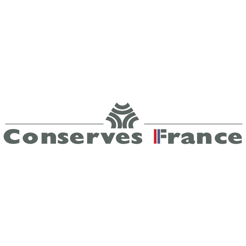 Conserves France 1273 vector logo