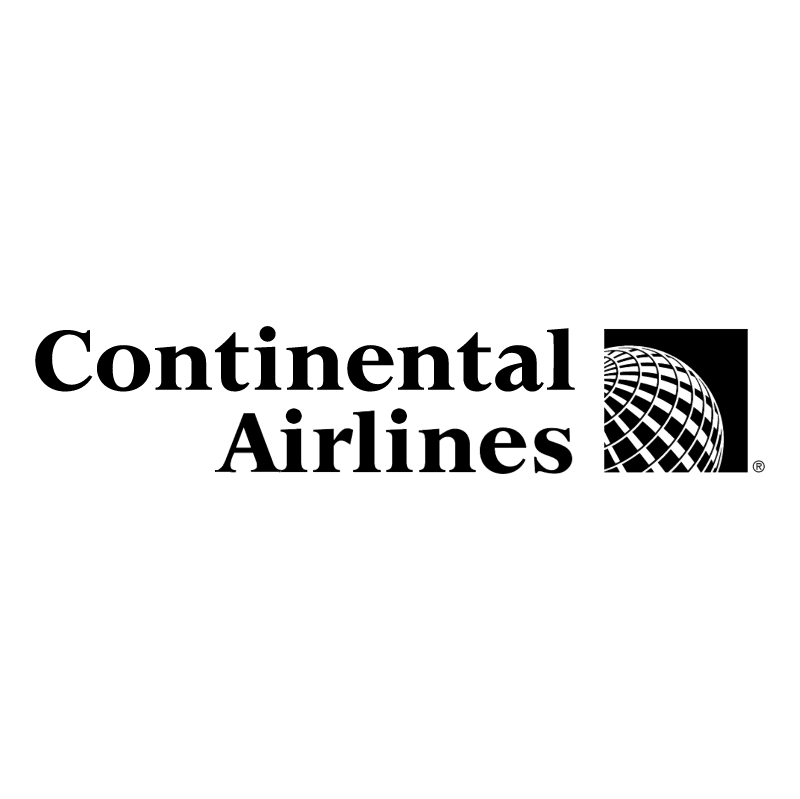 Continental Airlines vector logo