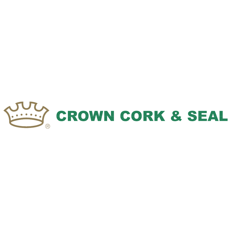 Crown Cork & Seal vector