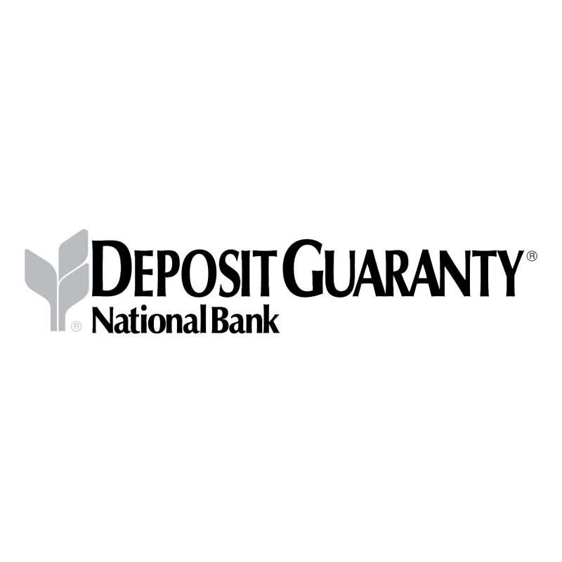 Deposit Guaranty vector