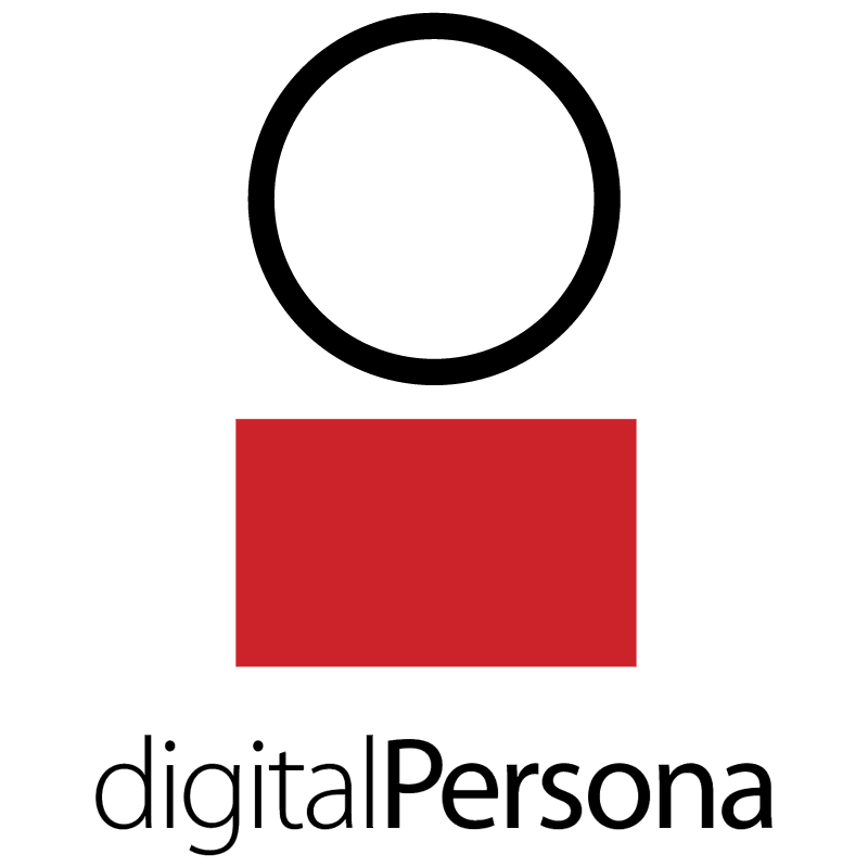 DigitalPersona vector