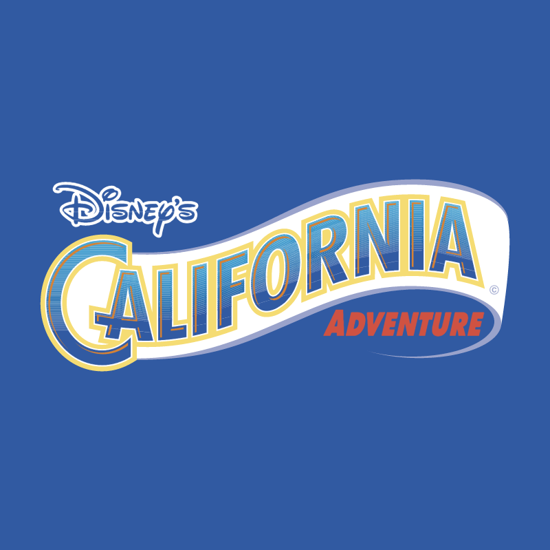 Disney's California Adventure vector
