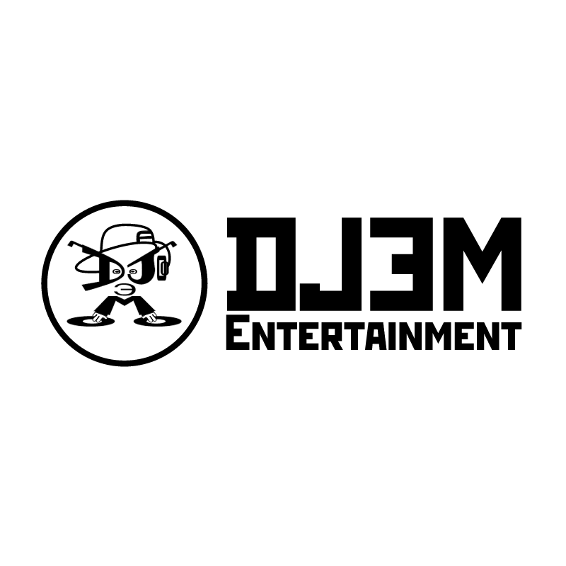 Djem Entertainment vector logo
