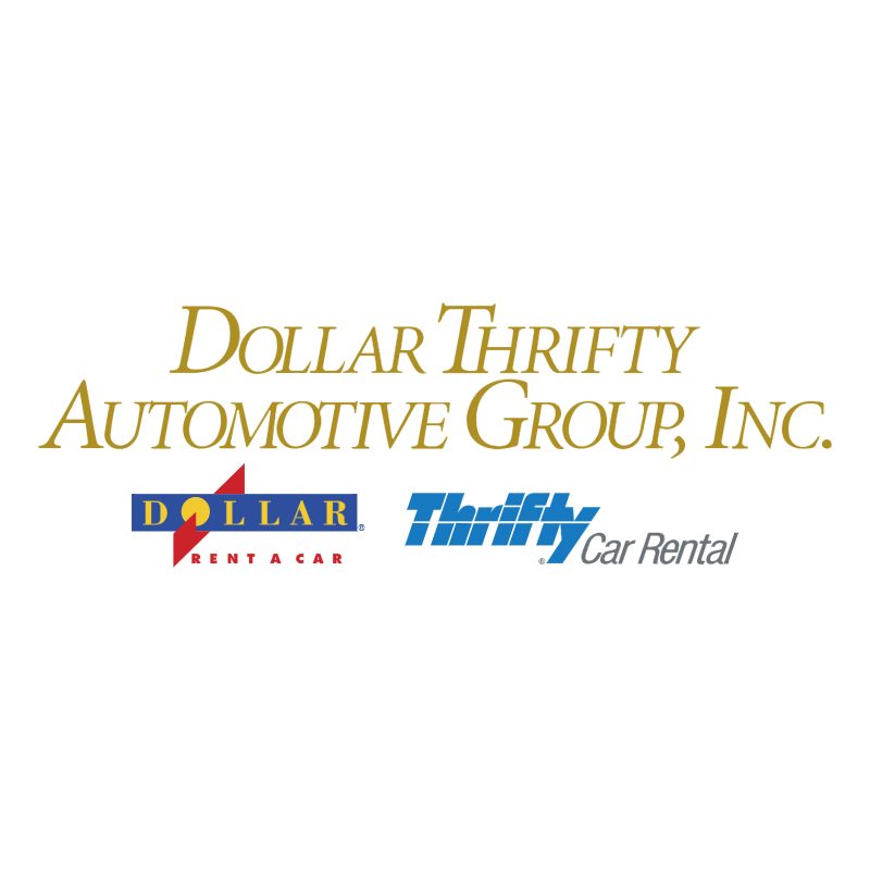 Dollar Thrifty Automotive Group vector