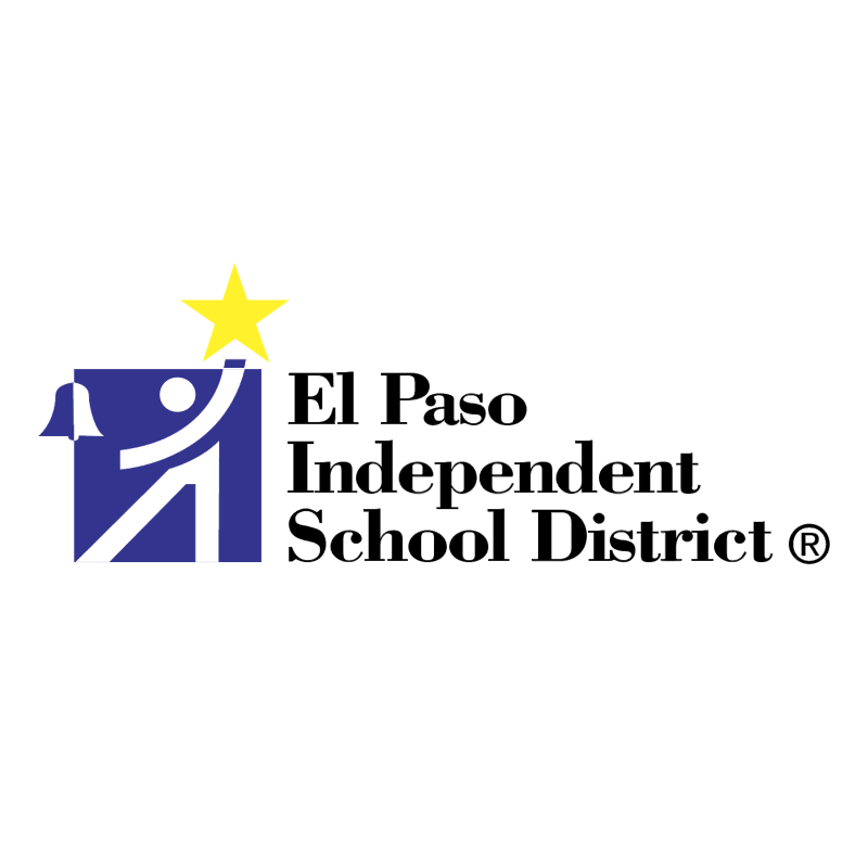 El Paso Independent School District vector logo
