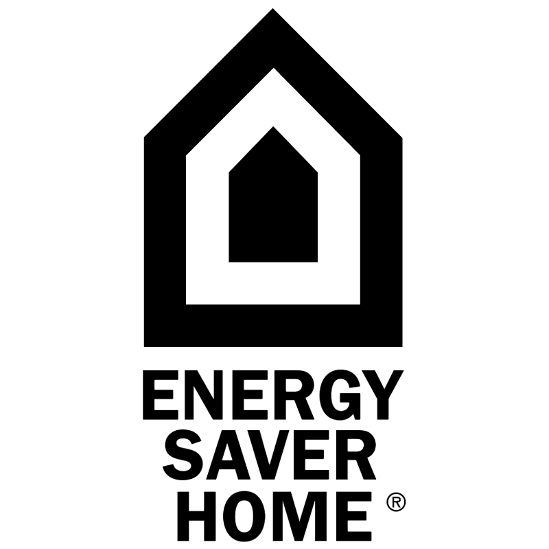 Energy Saver Home vector
