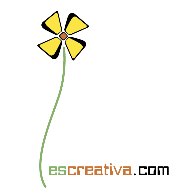 escreativa vector logo