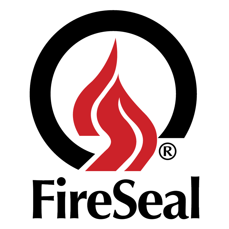 Fire Seal vector logo