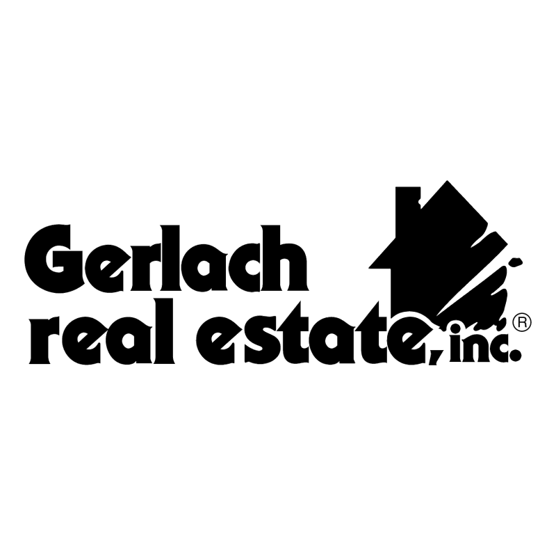 Gerlach Real Estate vector