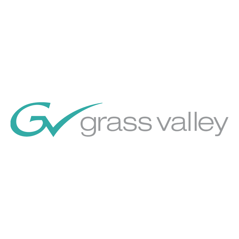 Grass Valley vector