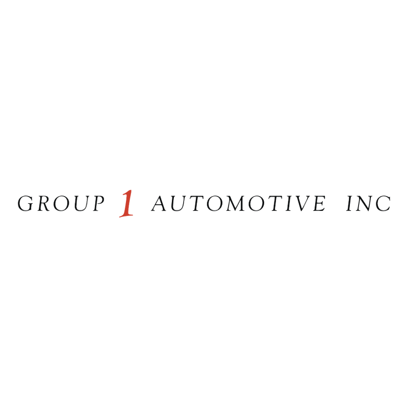 Group 1 Automotive vector logo
