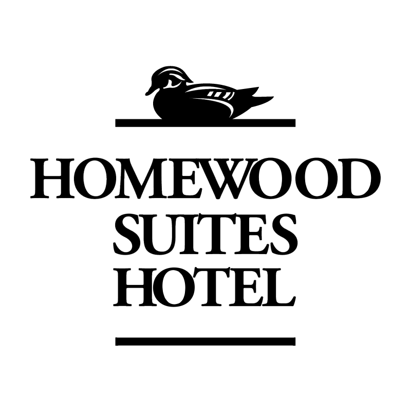 Homewood Suites Hotel vector