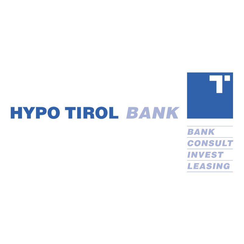 Hypo Tirol Bank vector logo