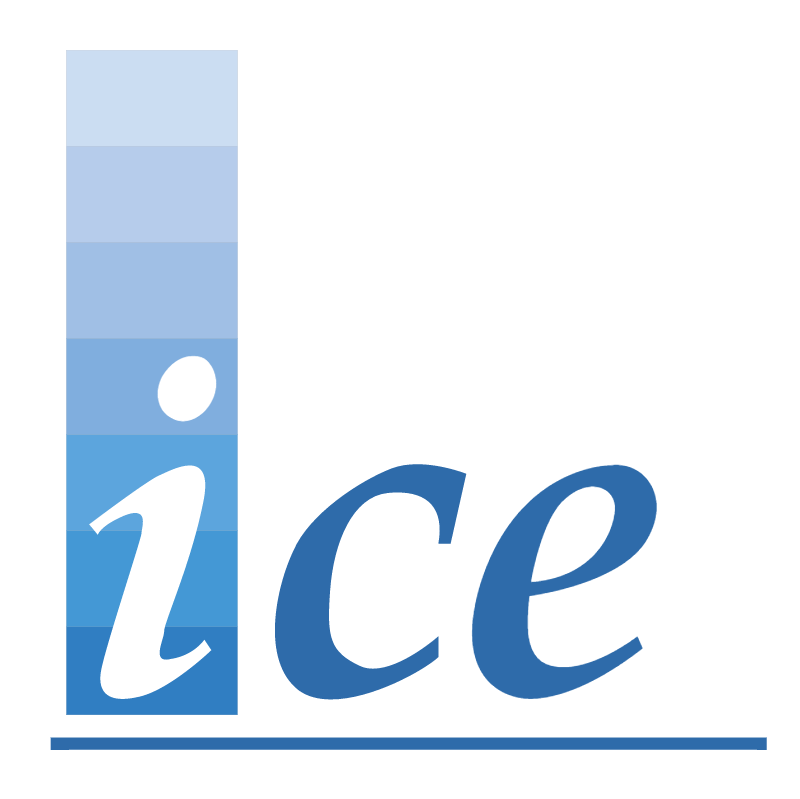 ice vector logo