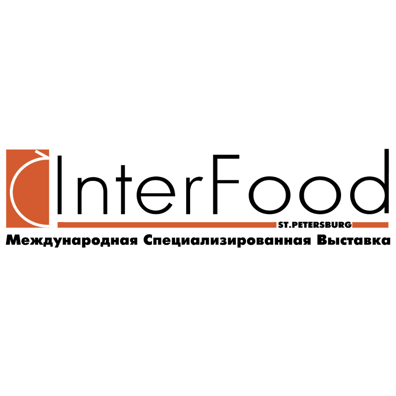 InterFood vector logo