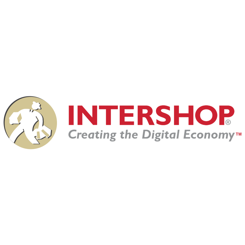 Intershop vector logo