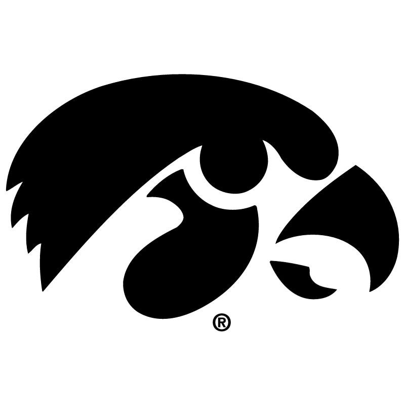 Iowa Hawkeyes vector