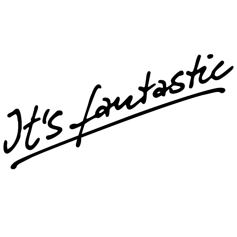 It's fantastic logo