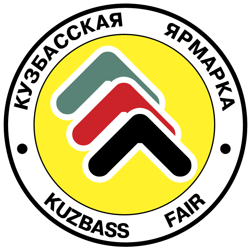 Kuzbass Fair vector logo