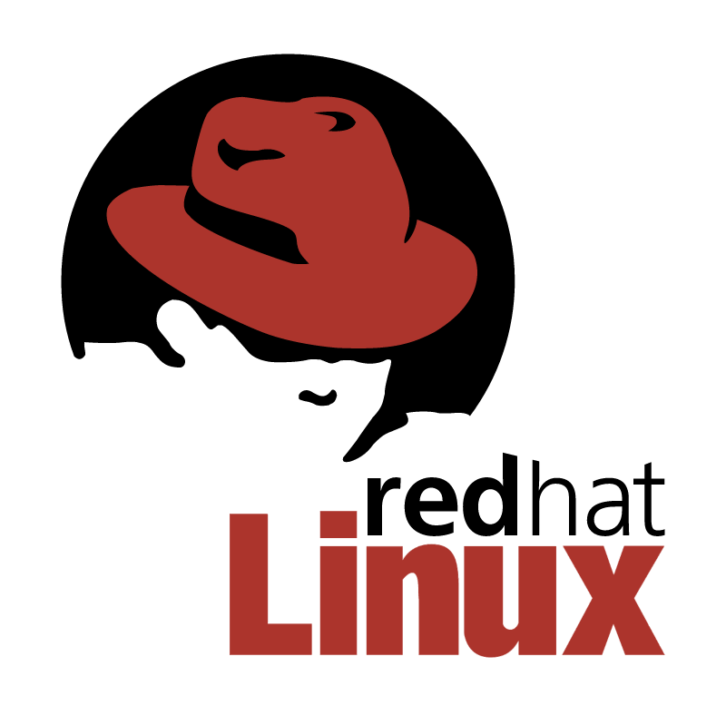 Linux Red Hat vector