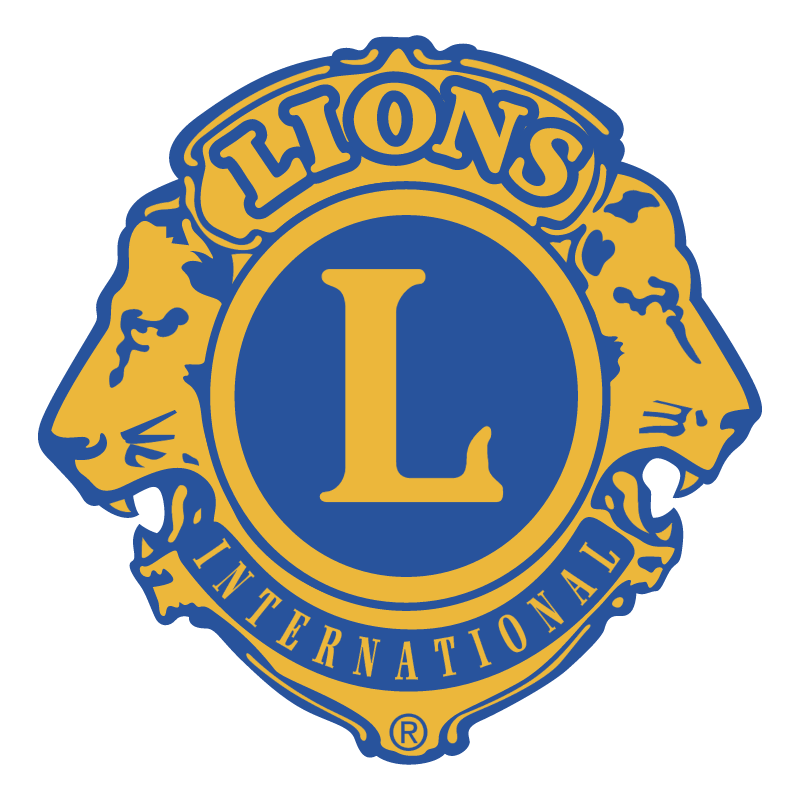 Lions International vector logo