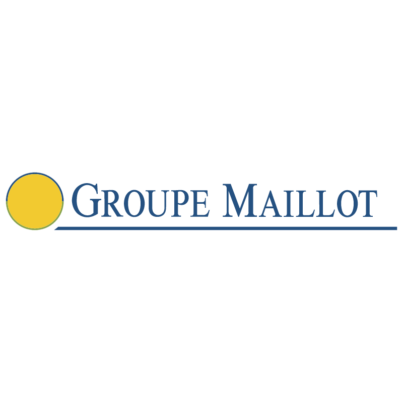 Maillot Groupe vector logo