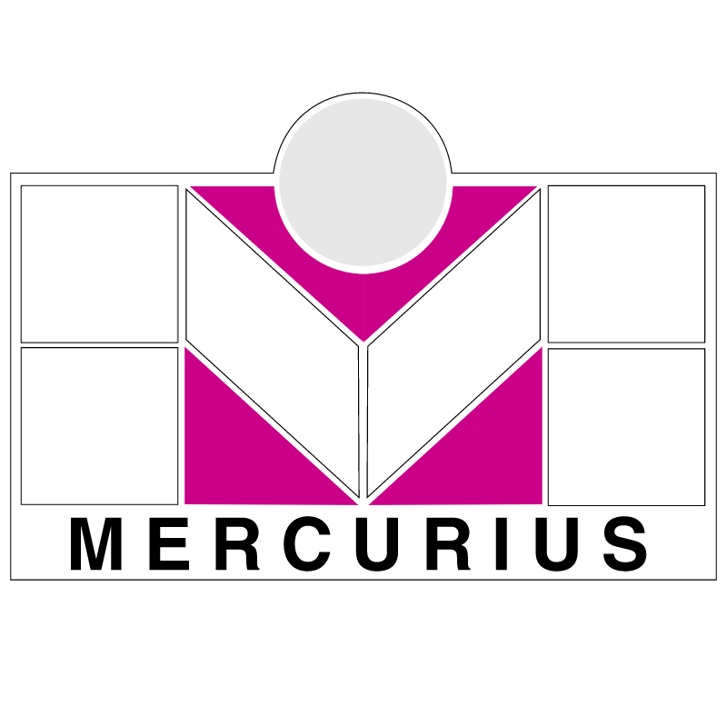 Mercurius vector logo