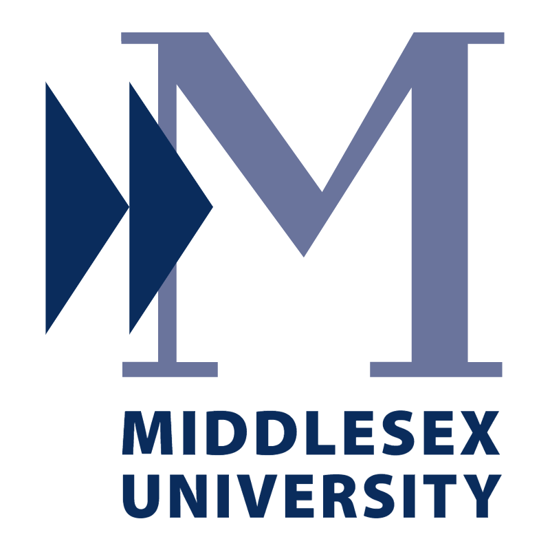 Middlesex University vector