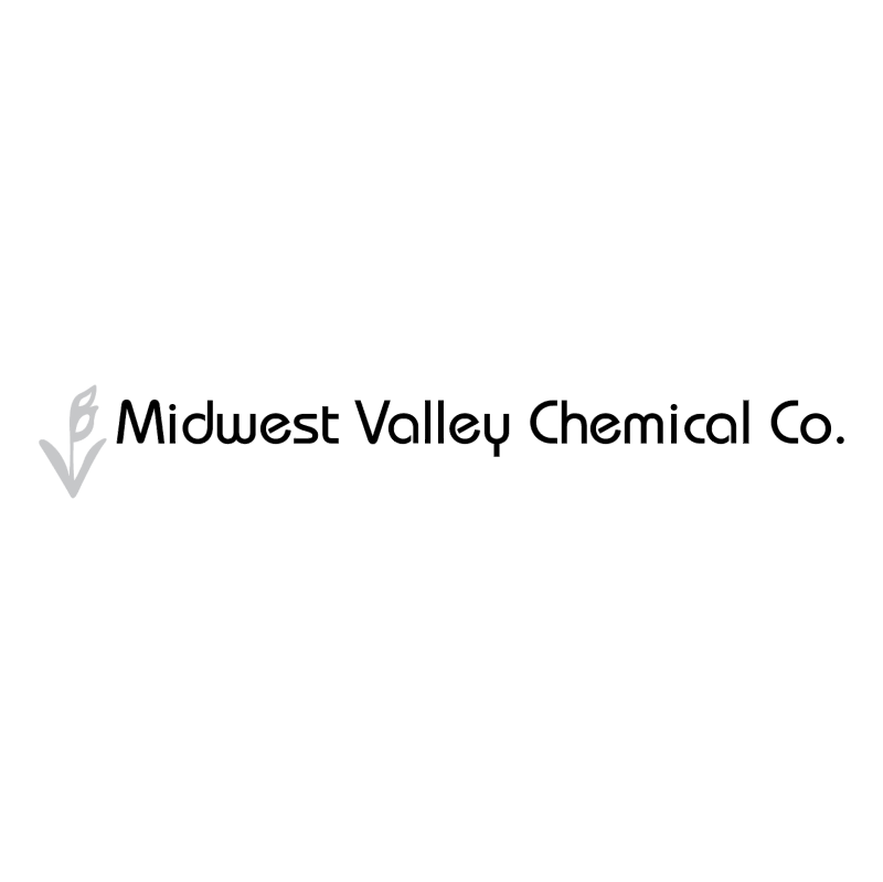 Midwest Valley Chemical vector