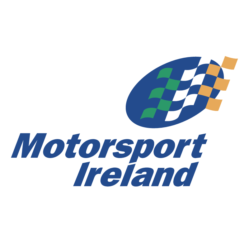 Motorsport Ireland vector