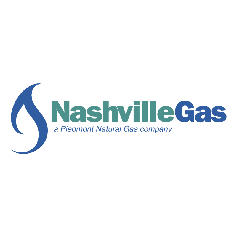 Nashville Gas vector logo