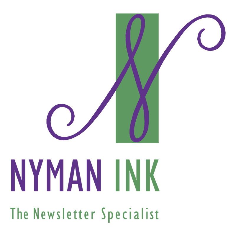 Nyman Ink vector logo