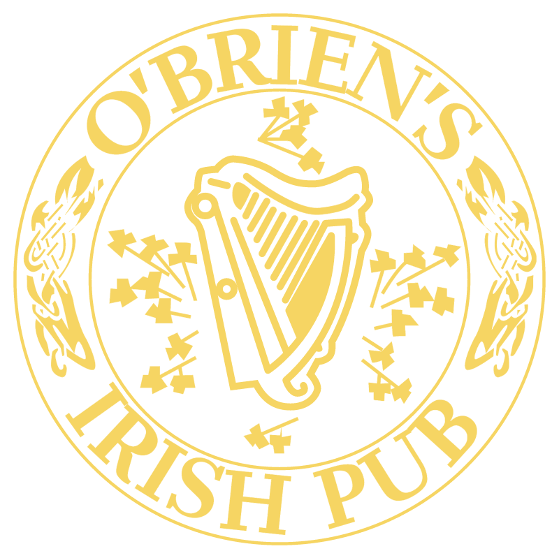 O'Brien's Irish Pub vector logo