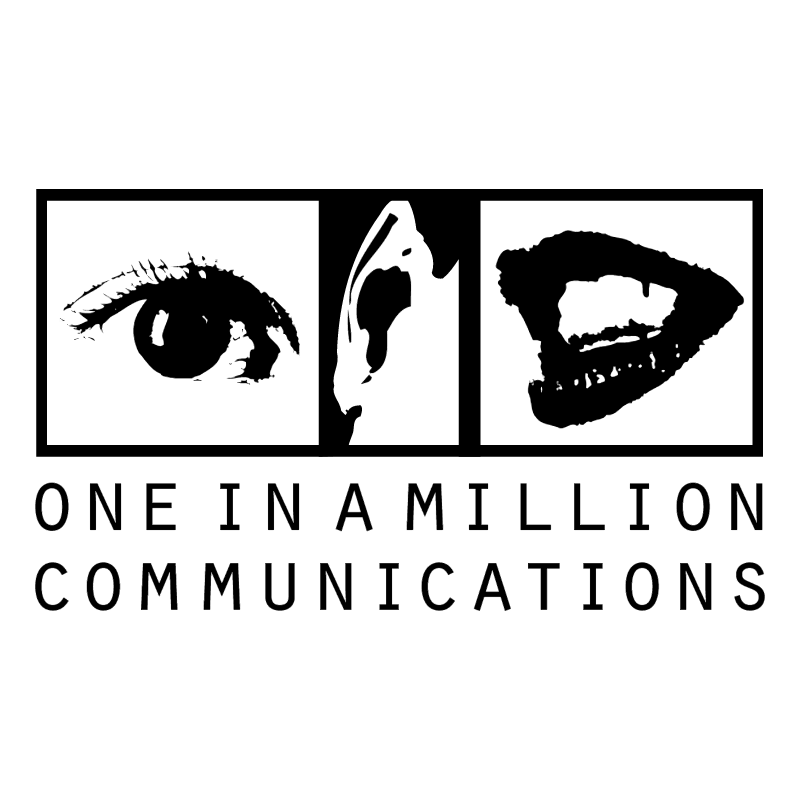 One In A Million Communications logo