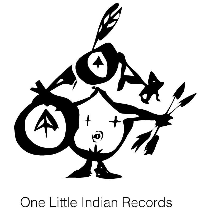 One Little Indian vector logo