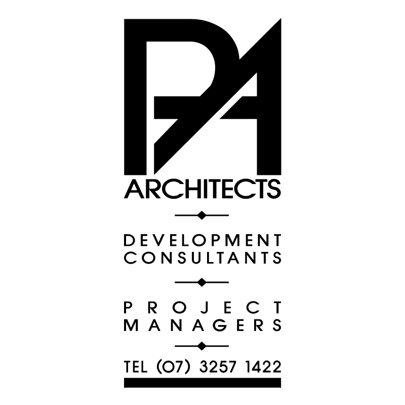 PA Architects vector