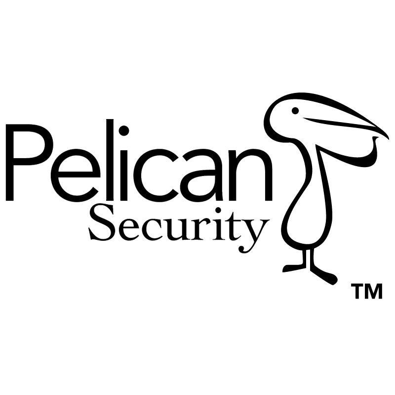 Pelican Security vector