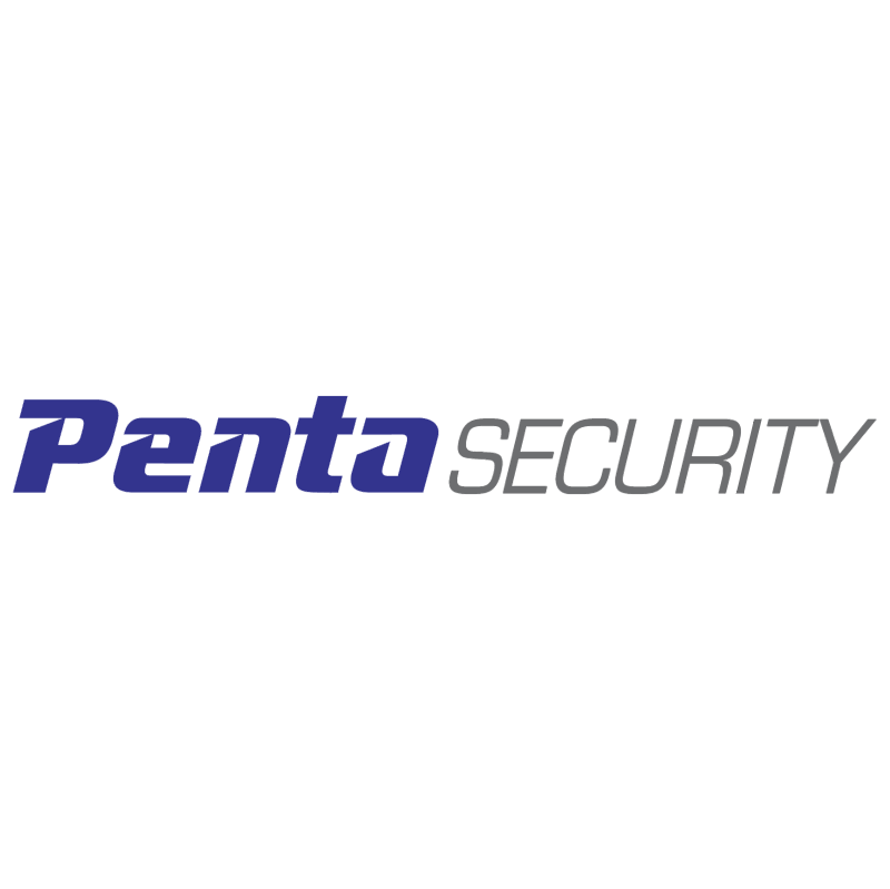 Penta Security vector logo